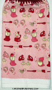 cook with love kitchen towel