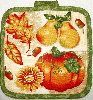 Fall Fruit Pot Holder