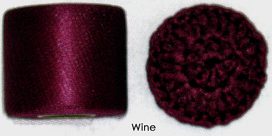 wine  nylon netting fabric